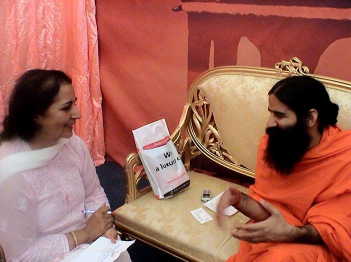 Yog Rishi Swami Ramdevji Interview