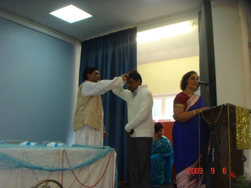 3Kavi Sammelan 2009 welcoming ceremony - Web