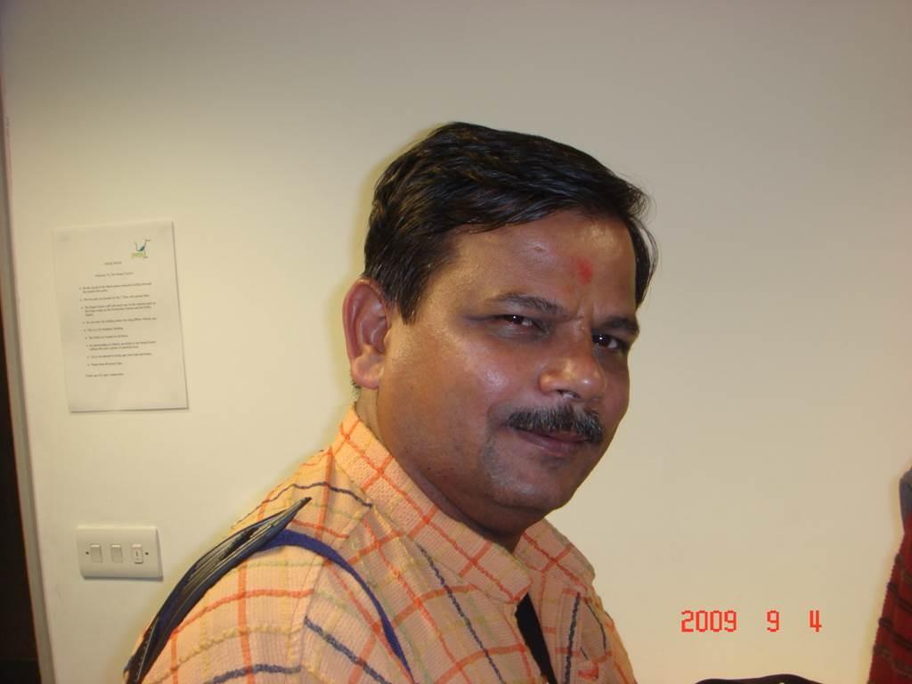 Kavi Sammelan 2009 Mr Shree Pavan Dixit jnr - Web
