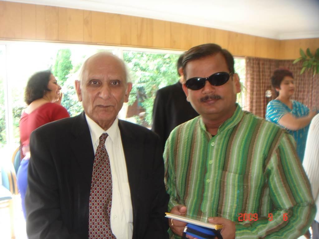 Kavi Sammelan 2009 Sohan Rahi - Web