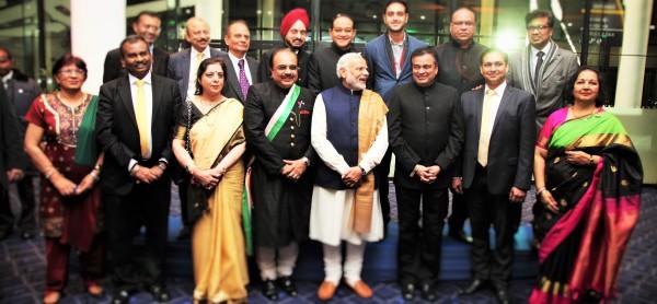 PM Modi visit  London (3)