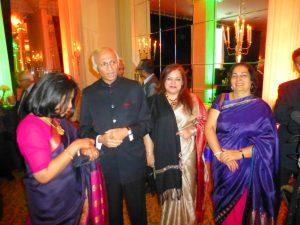 Jai with HCI and Director Nehru Centre