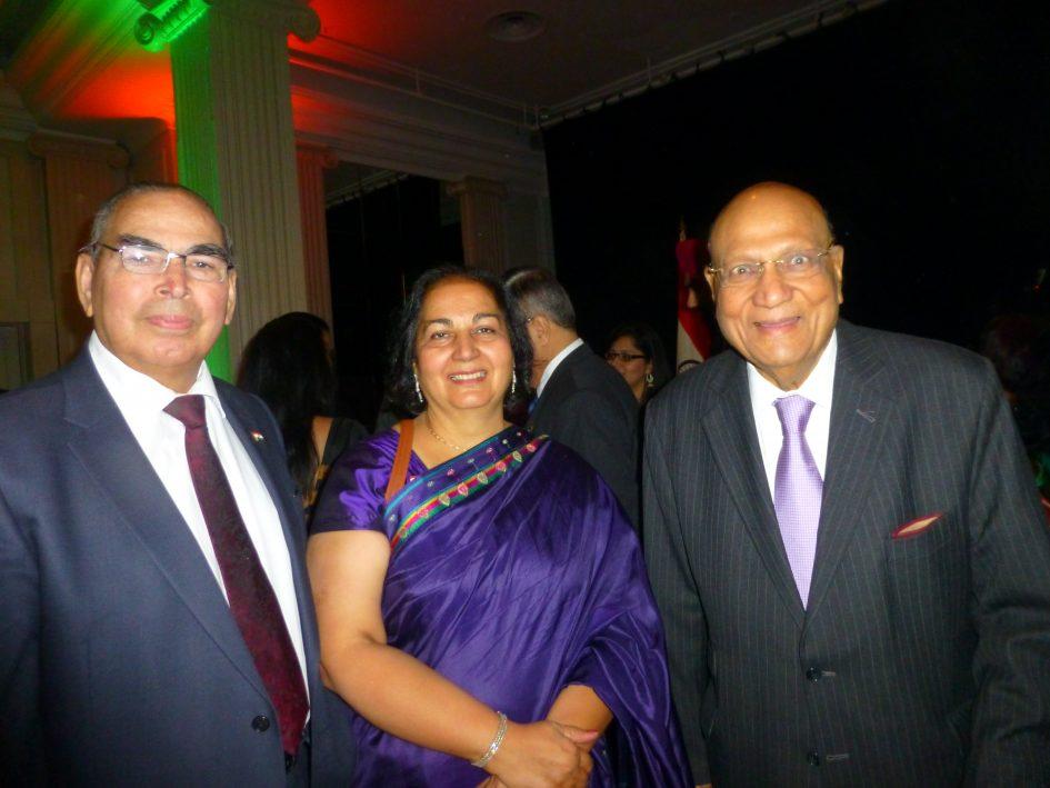 Jai with Mr S Paul at HCI