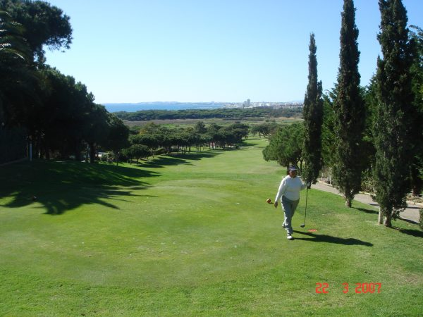 Golf Algarve 2007 1