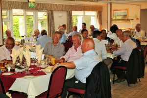 High Sheriff Golf Charity Dinner at Club House